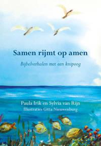 Samen rijmt op amen - Paula Irik en Sylvia van Rijn