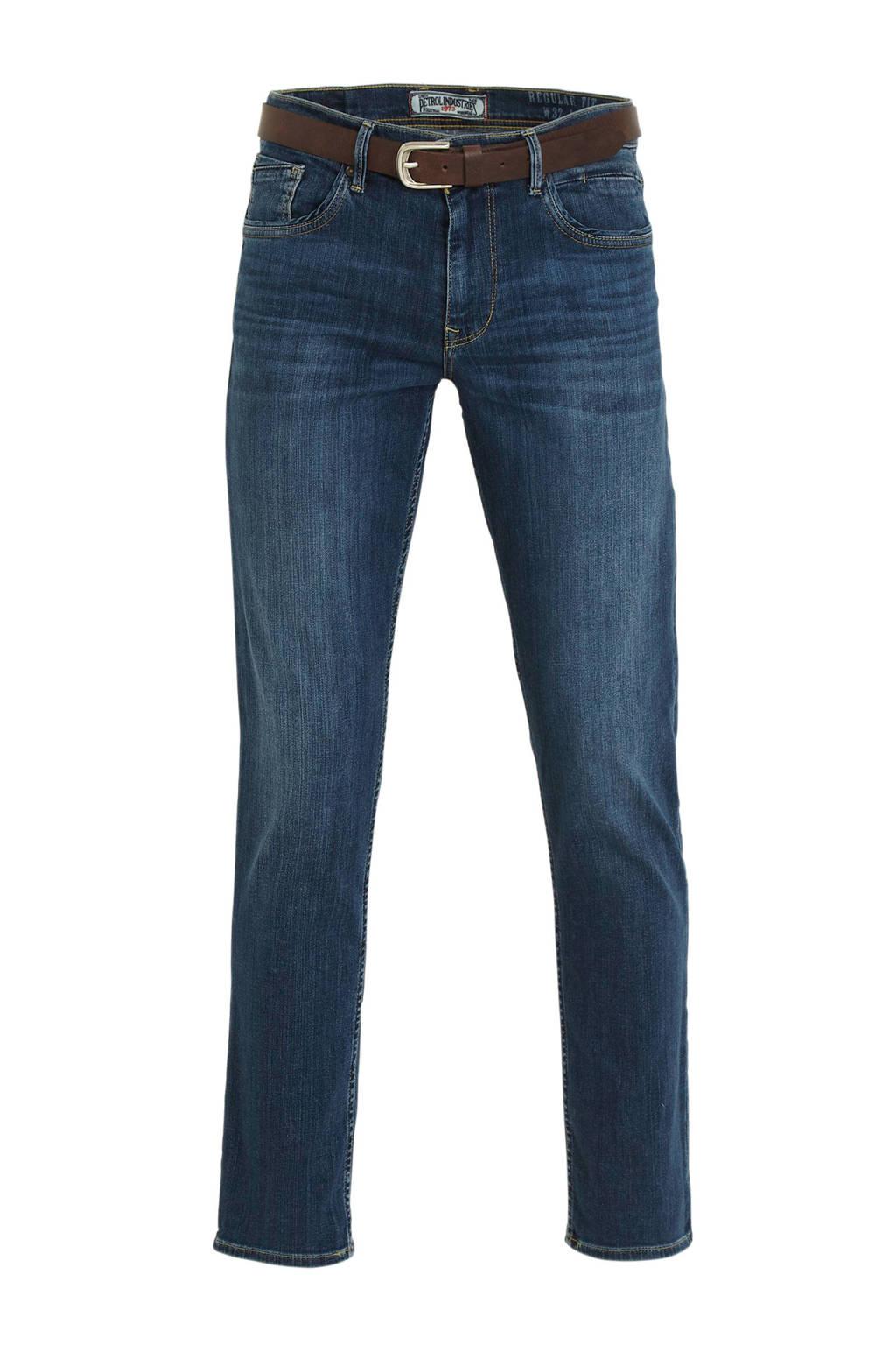 Petrol Industries regular fit jeans Riley dusty indigo, Dusty indigo