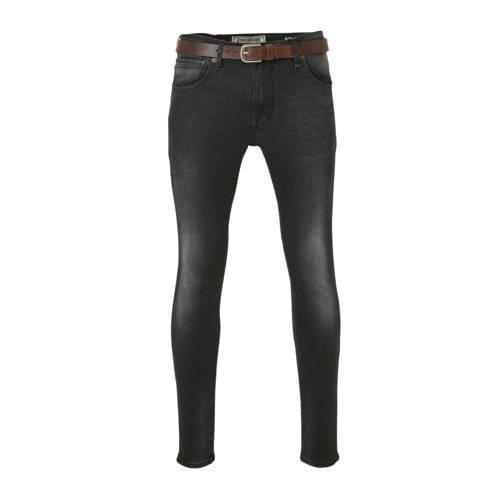 Petrol Industries skinny jeans Nolan black stone