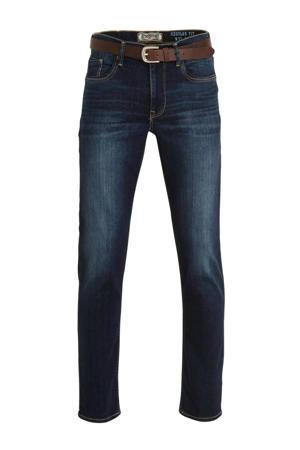 regular fit jeans Riley dark stone