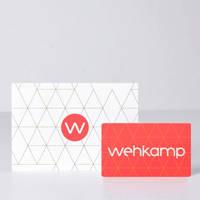 wehkamp cadeaukaart 35 euro, Rood / wit