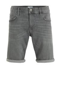 edc Men slim fit jeans short grijs, Grijs