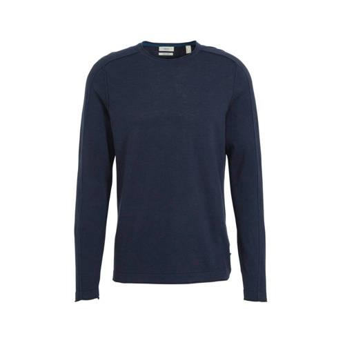 ESPRIT Men Casual trui donkerblauw