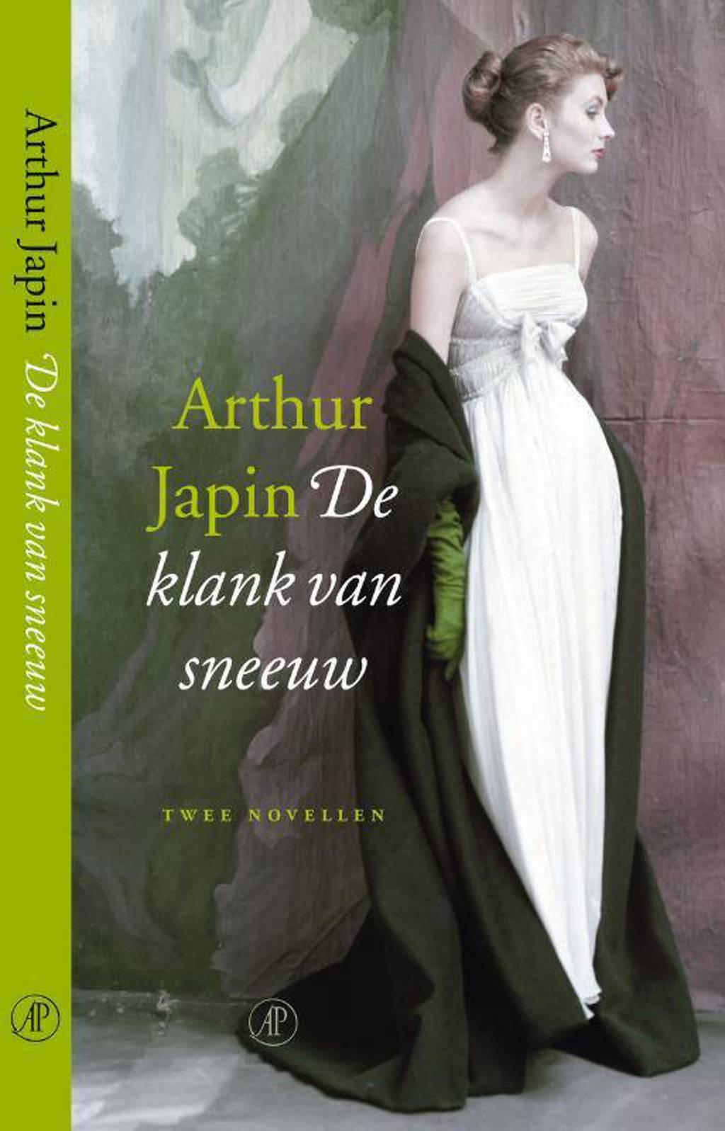 De klank van sneeuw - Arthur Japin