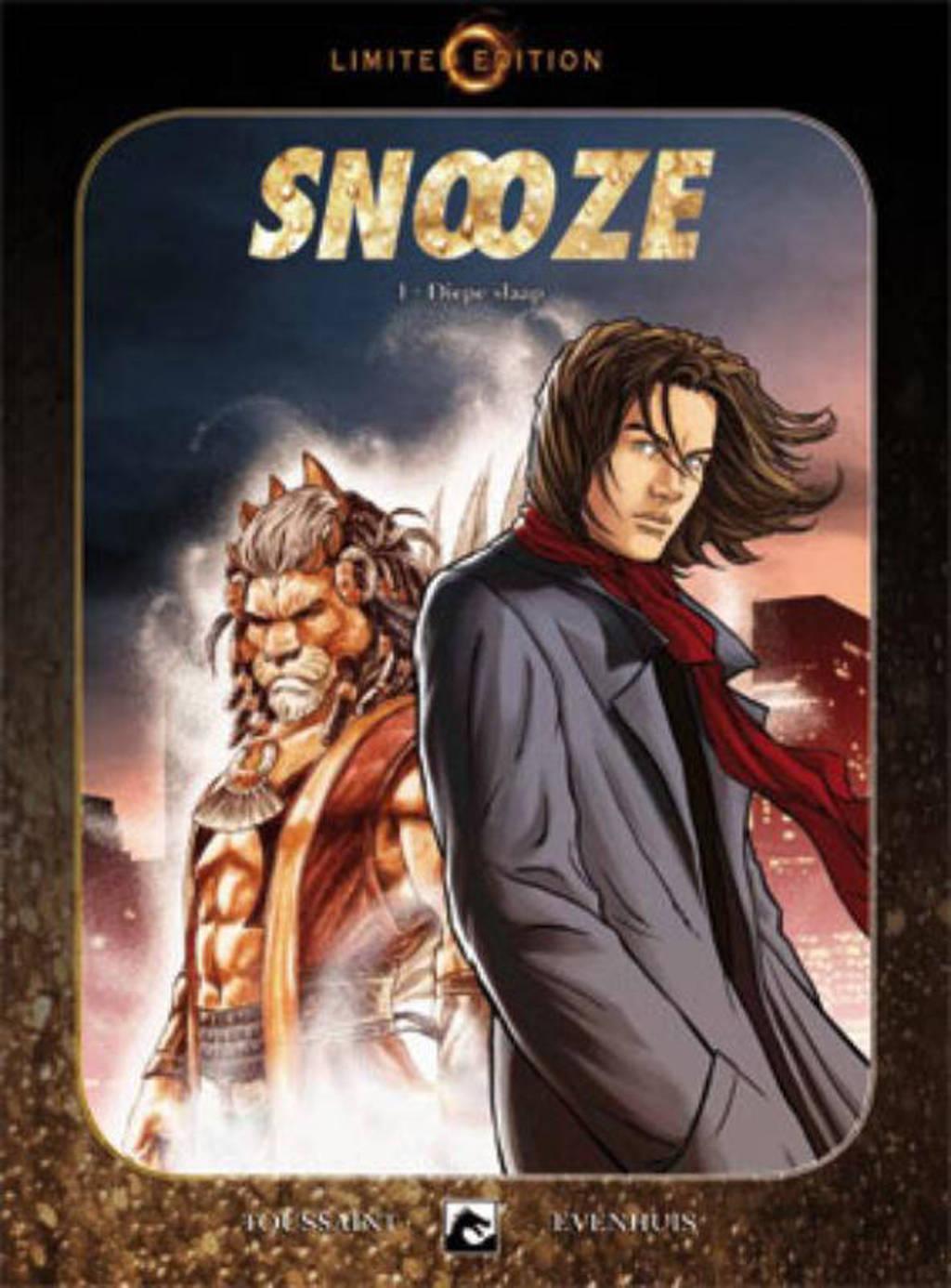 Graphic Novel Collection: Snooze 1 Diepe slaap - Kid Toussaint