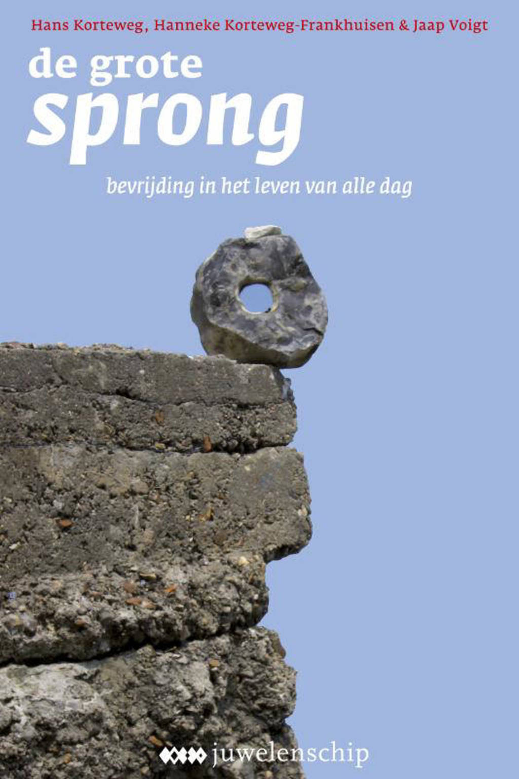 De grote sprong - H. Korteweg, Hanneke Korteweg-Frankhuisen en J. Voigt