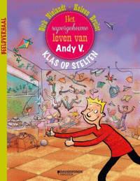 Het supergeheime leven van Andy V.: Klas op stelten - Dirk Nielandt en Heleen Brulot