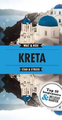 Wat & Hoe Reisgids: Kreta - Wat & Hoe Stad & Streek