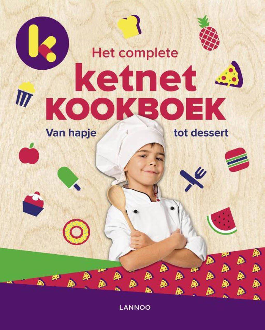 Ketnet: Het complete Ketnet kookboek - Sabrina Crijns en Hilde Smeesters