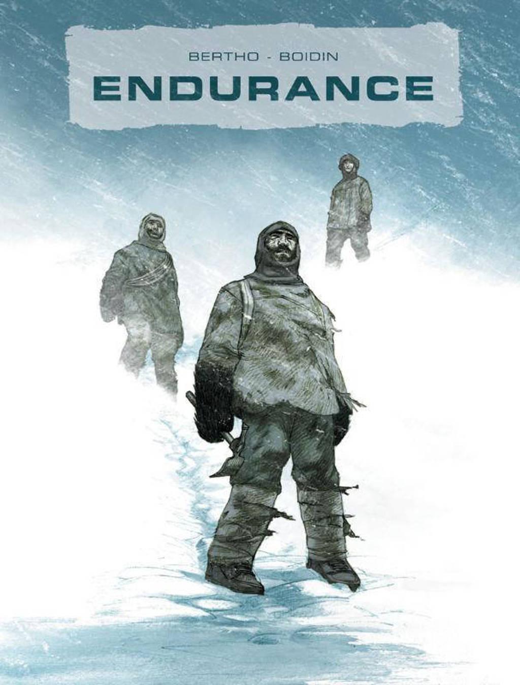 Endurance - P. Bertho en Marc-Antoine Boidin