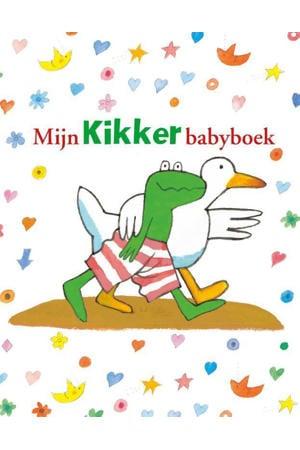 Mijn kikker babyboek - Max Velthuijs