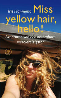 Miss yellow hair, hello! - Iris Hannema