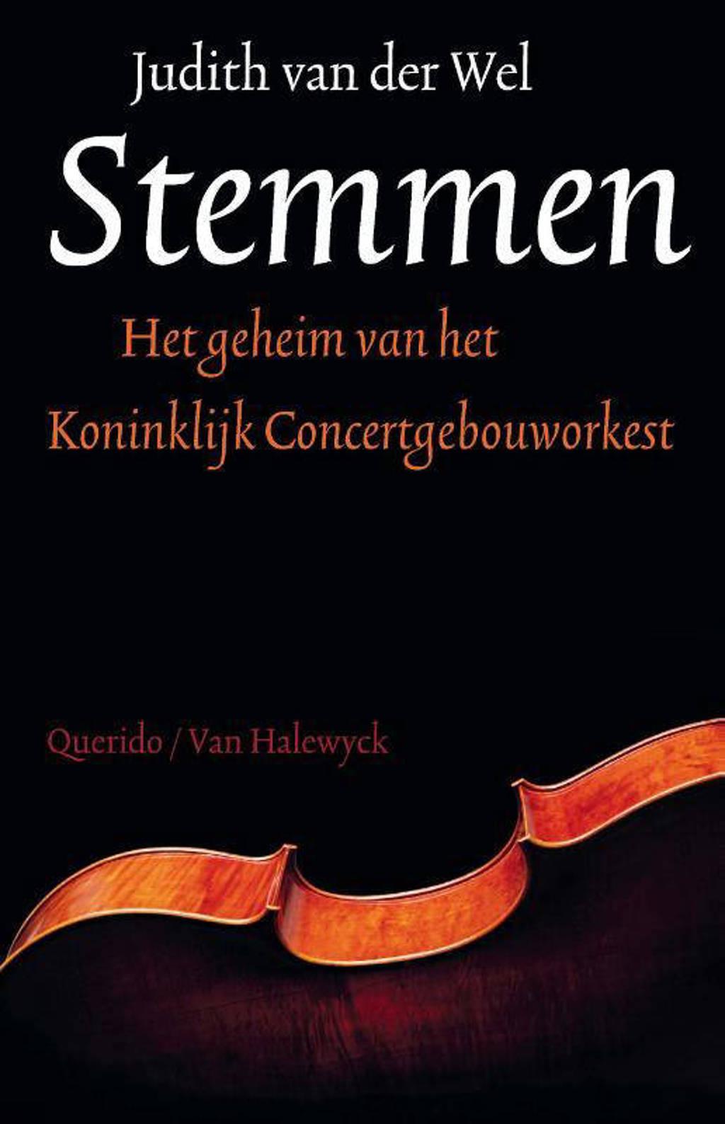 Stemmen - Judith van der Wel