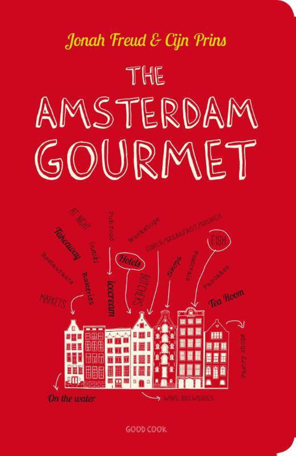 The Amsterdam gourmet - Jonah Freud en Cijn Prins