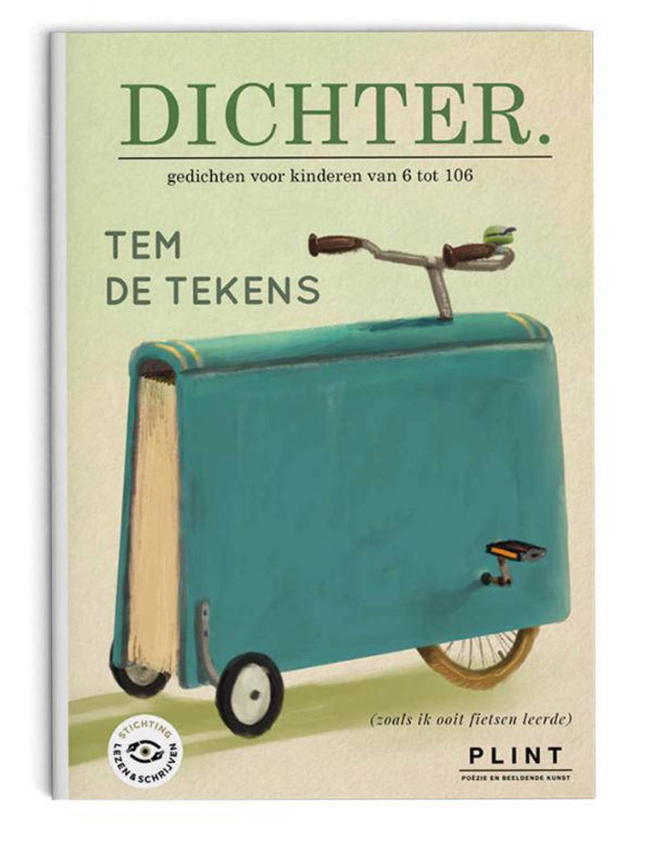 Dichter: PLINT DICHTER. special 1 - set van 10 - De Dichters van DICHTER