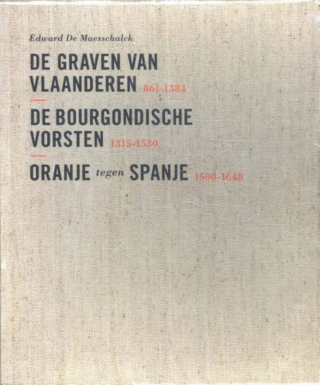 Oranje tegen Spanje - Edward De Maesschalck