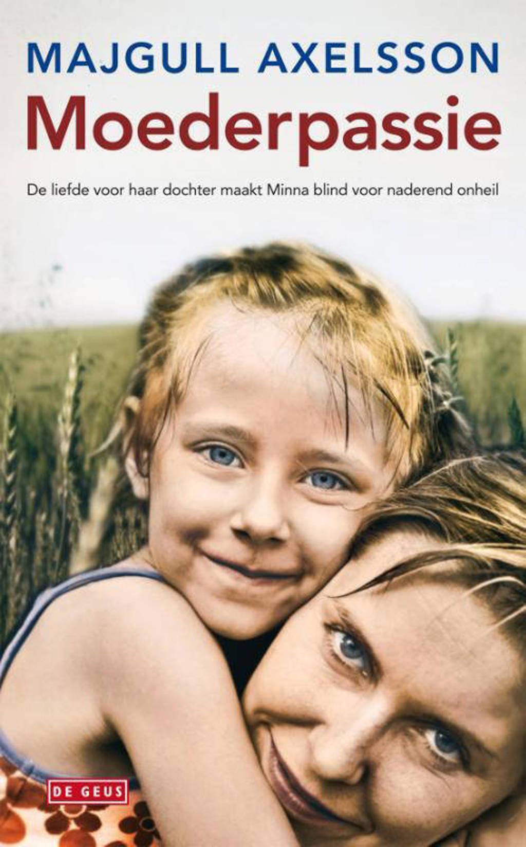 Moederpassie - Majgull Axelsson