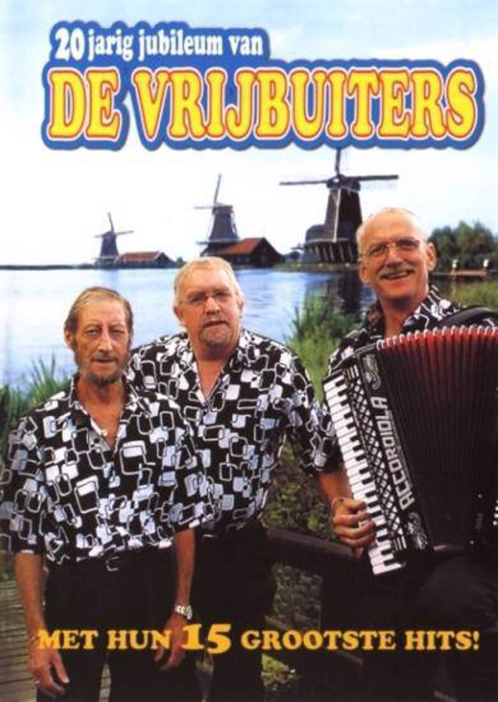 De Vrijbuiters - 20 Jarig Jubileum Van (DVD)