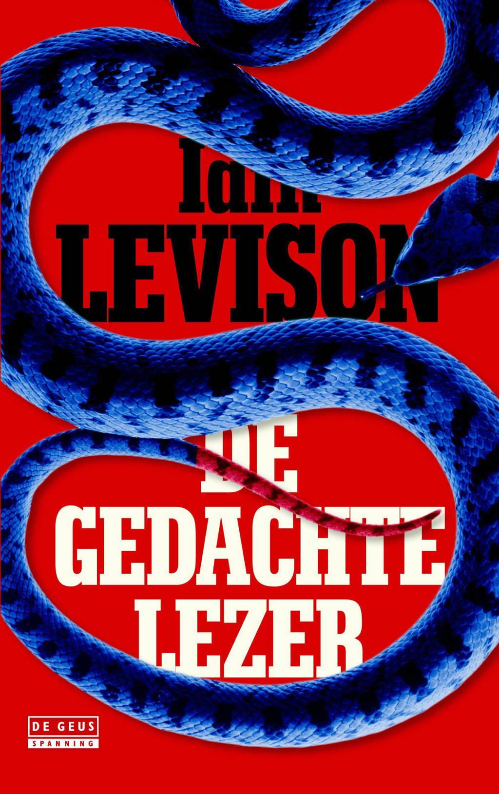 De gedachtelezer - Iain Levison