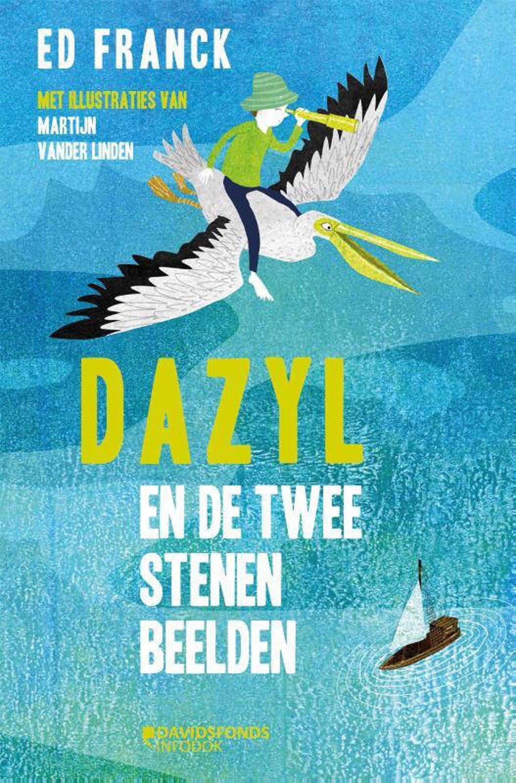 Dazyl en de twee stenen beelden - Ed Franck