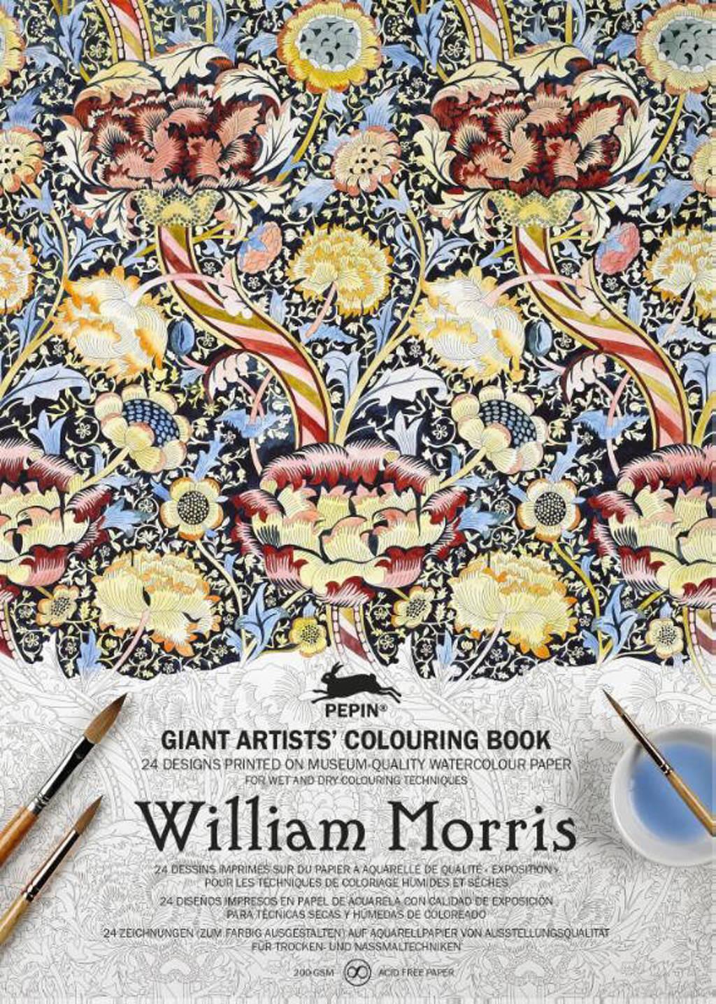 William Morris - Pepin van Roojen