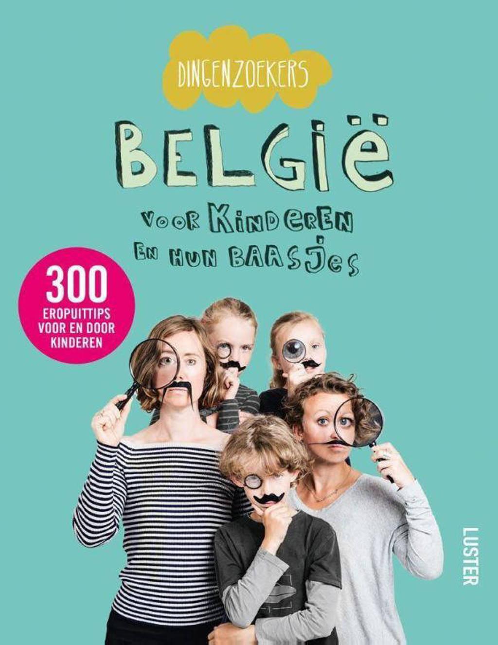 België voor kinderen en hun baasjes - Kristien in-'t- Ven