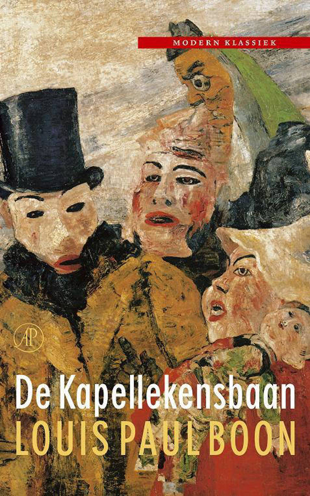 Boon-werkuitgave: De Kapellekensbaan - Louis Paul Boon