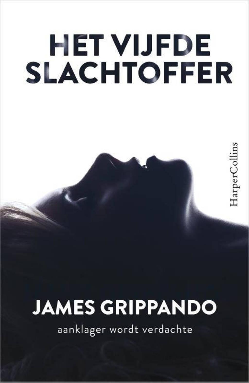 Het vijfde slachtoffer - James Grippando