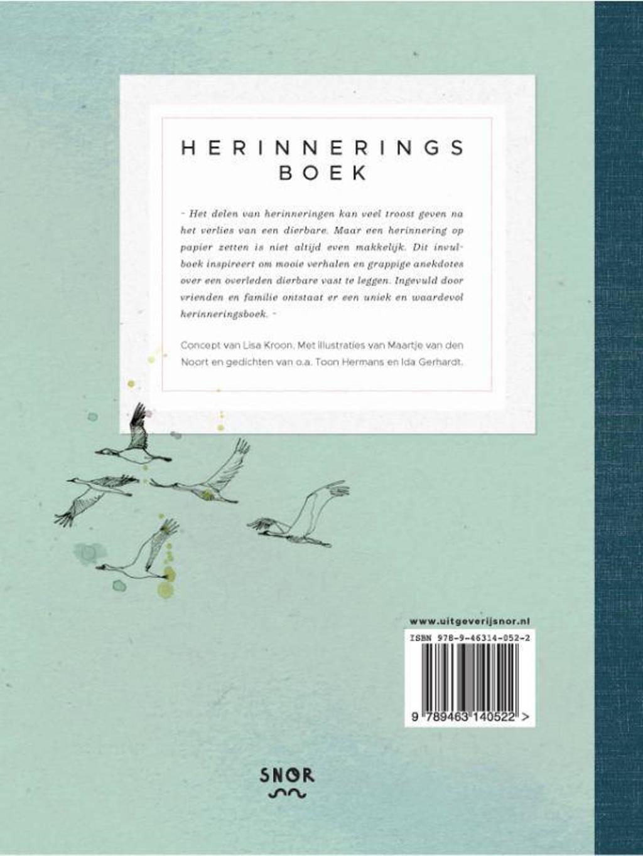 Onwijs Lisa Kroon Herinneringsboek | wehkamp AU-83