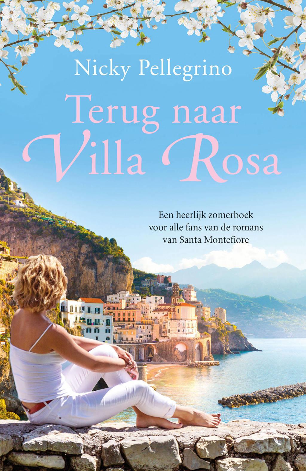 Terug naar Villa Rosa - Nicky Pellegrino