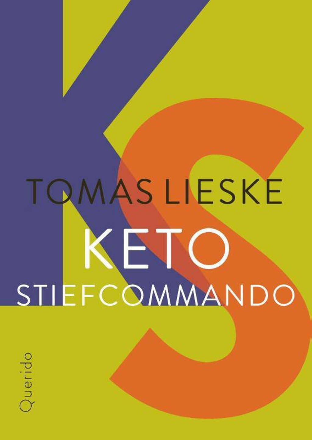 Keto Stiefcommando - Tomas Lieske