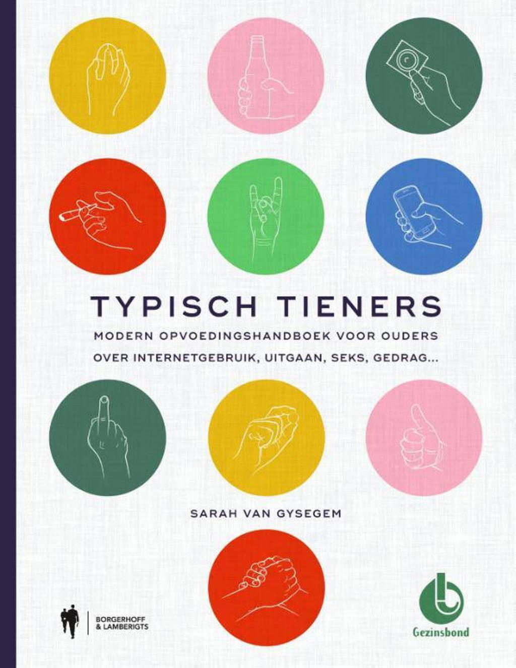 Typisch tieners - Sarah Van Gysegem