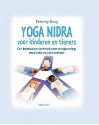 Yoga Nidra voor kinderen en tieners - Femmy Brug