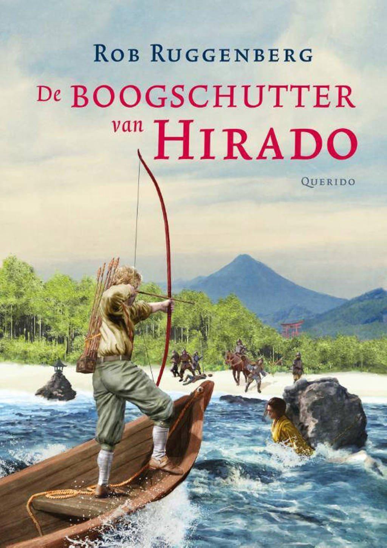De boogschutter van Hirado - Rob Ruggenberg
