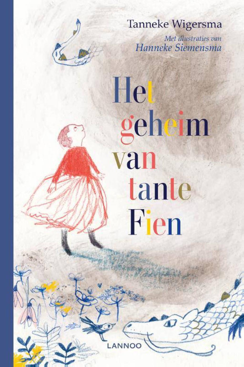 Het geheim van tante Fien - Tanneke Wigersma