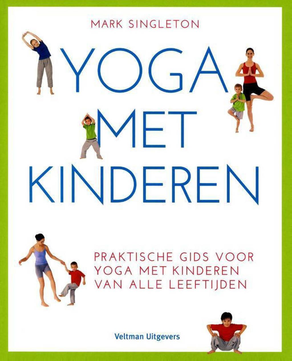 Yoga voor kinderen - Mark Singleton