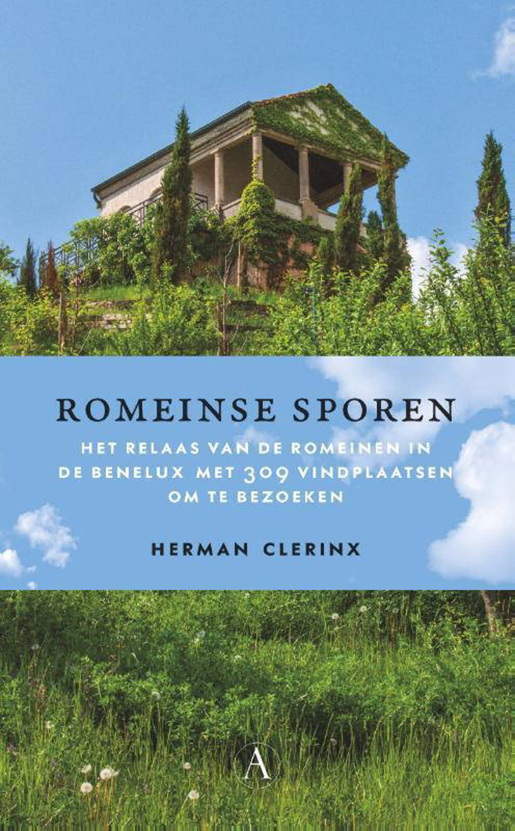 Romeinse sporen - Herman Clerinx