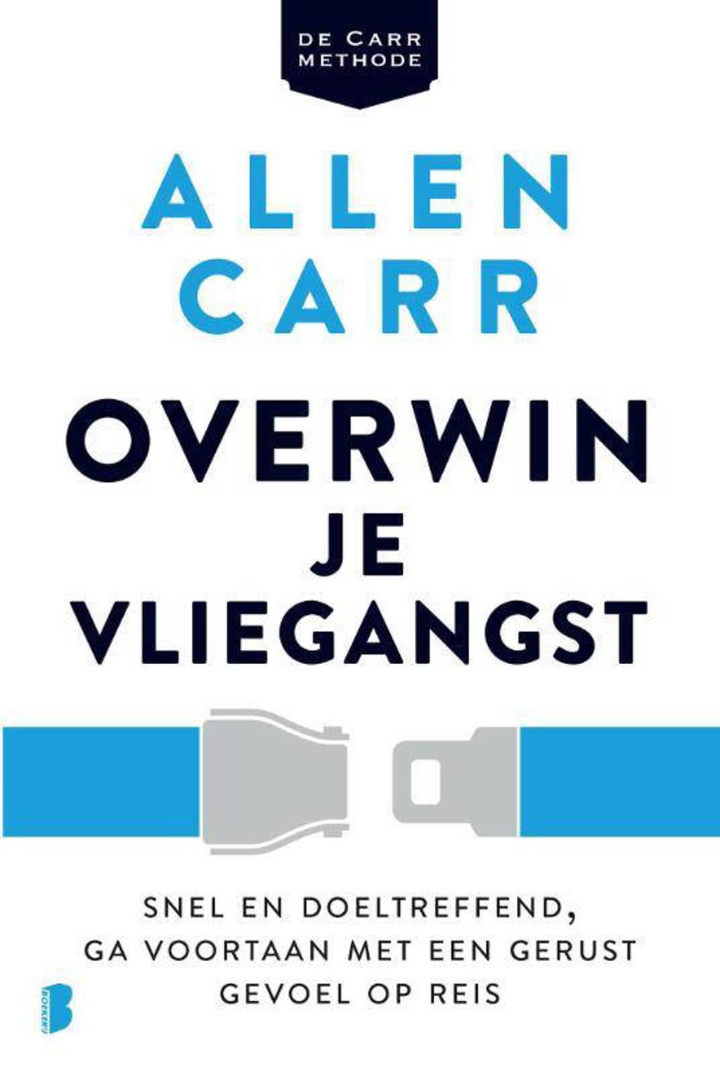 Overwin je vliegangst - Allen Carr