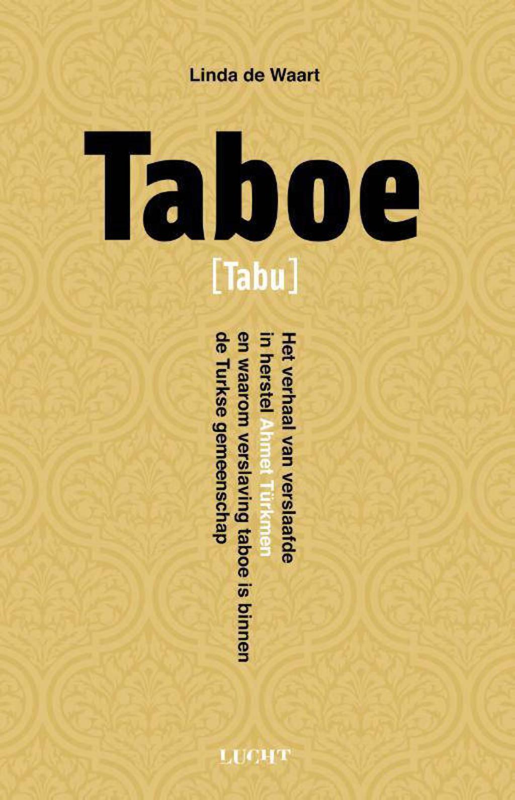 Taboe - Linda de Waart