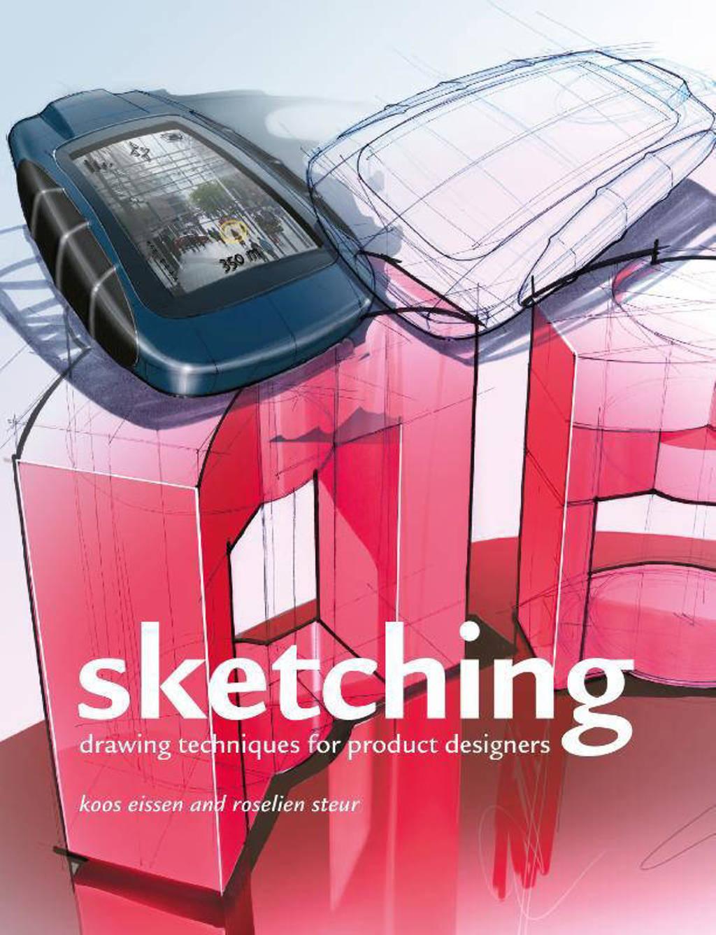 Sketching - Koos Eissen en Roselien Steur