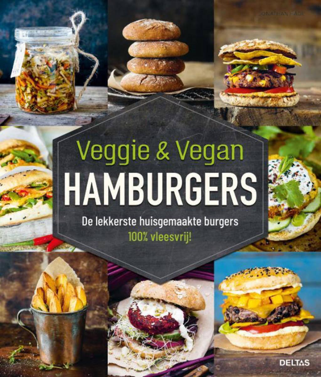 Veggie & Vegan hamburgers - Jonathan HADE