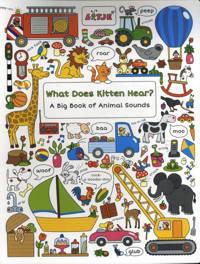 What Does Kitten Hear? - Uitgeverji, Clavis