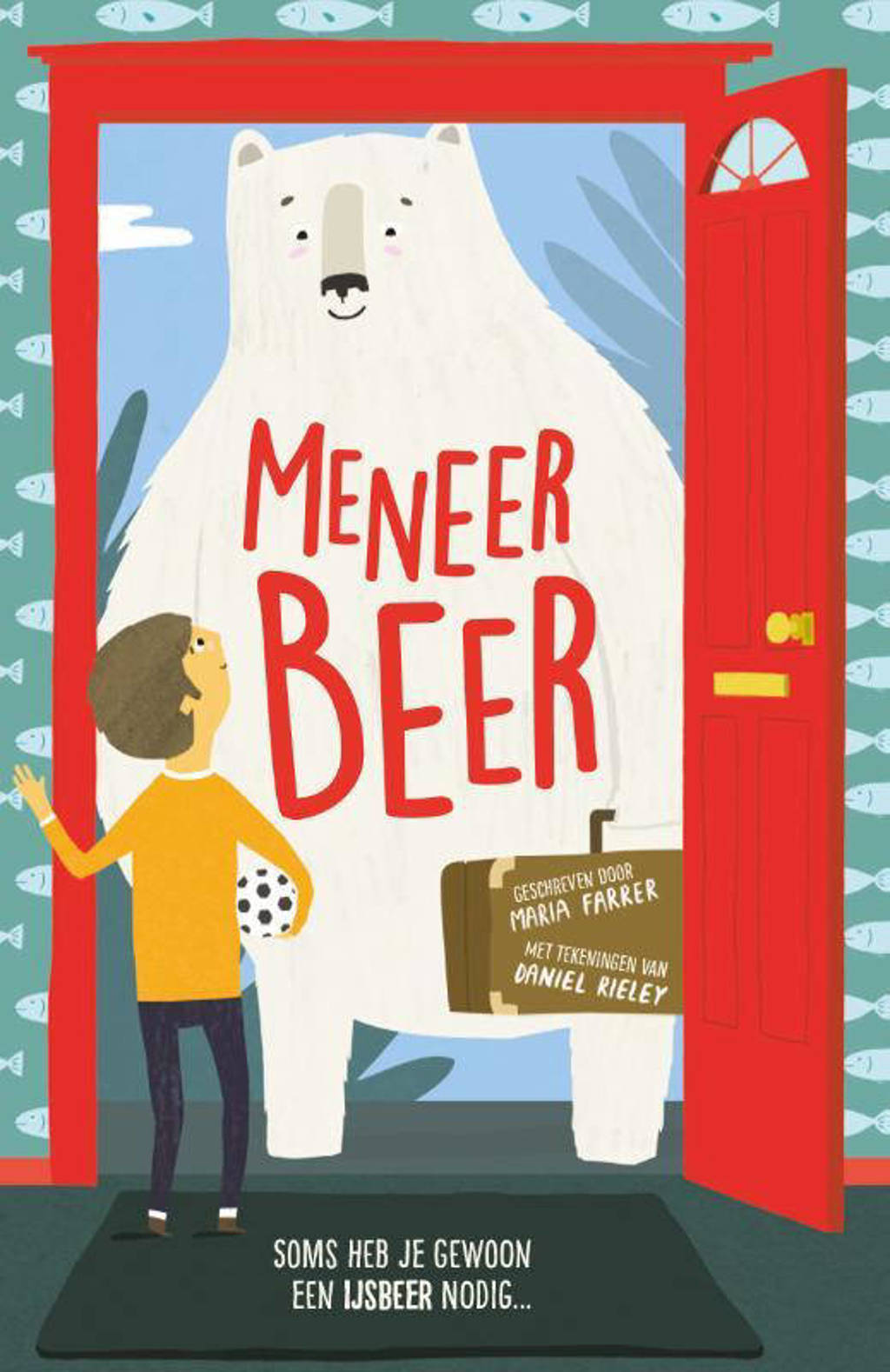 Meneer Beer - Maria Farrer