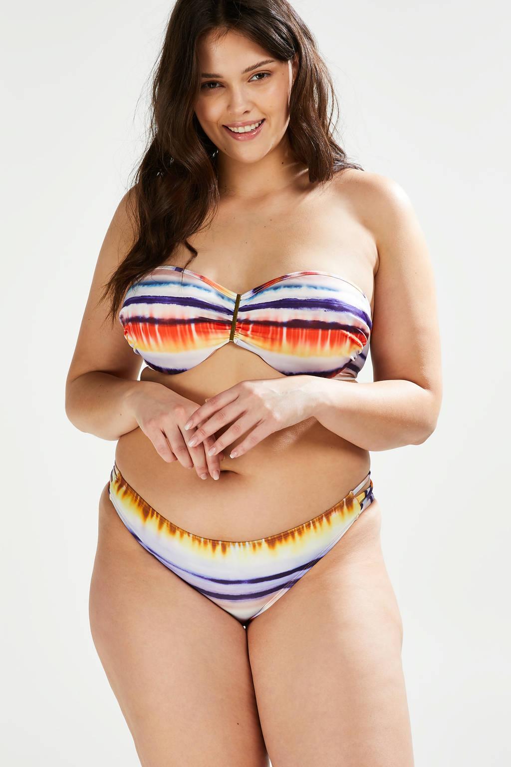 Hunkemöller tie-dye bikinibroekje Daze I AM multi, Multi