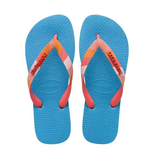 Havaianas Top Verano teenslippers blauw/multi