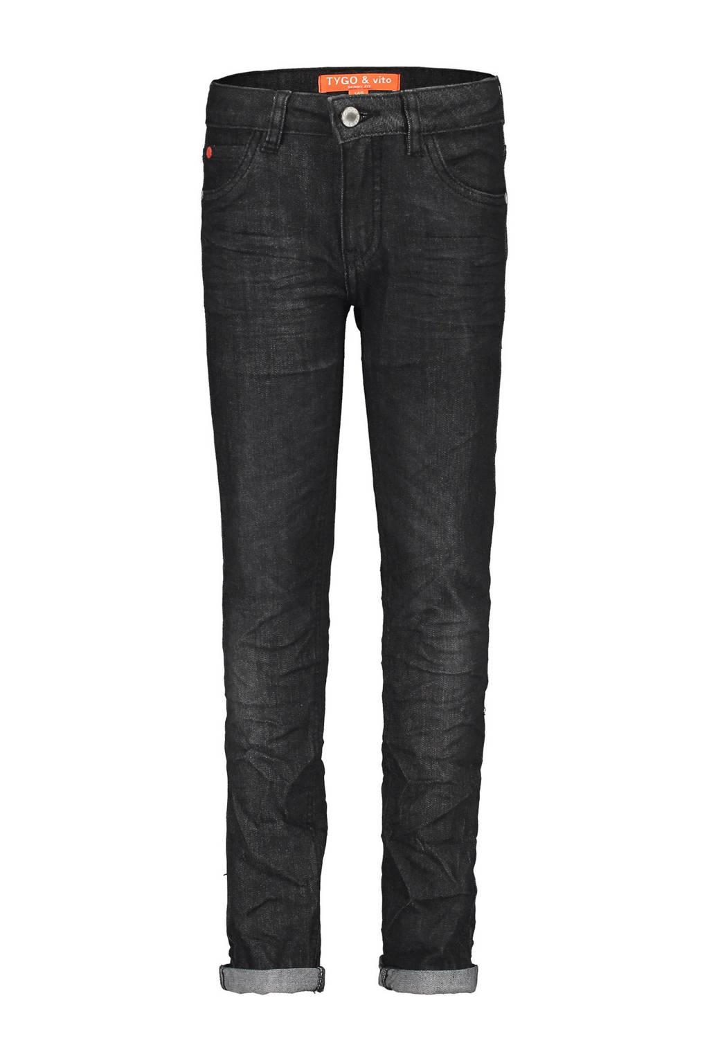 TYGO & vito jeans, Zwart denim