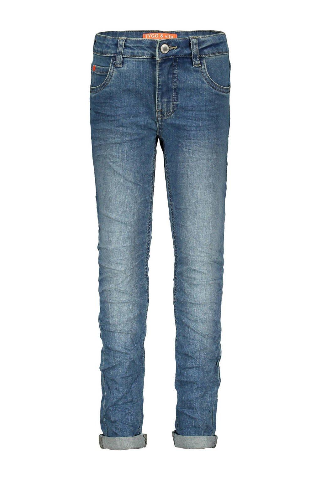 TYGO & vito skinny fit jeans light denim vintage, Light denim vintage