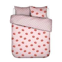 Covers & Co perkalkatoenen dekbedovertrek lits jumeaux, Lits-jumeaux (240 cm breed)