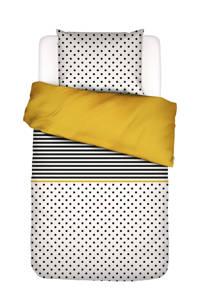 Covers & Co perkalkatoenen dekbedovertrek 1 persoons, 1 persoons (140 cm breed)
