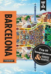 Wat & Hoe reisgids: Barcelona - Wat & Hoe Stedentrip
